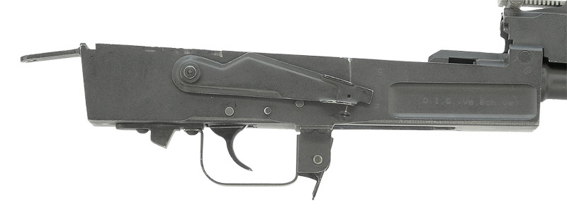 Milled AK Receiver - No Rivets