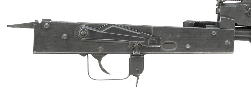 Stamped AK Receiver - Several Rivets on each side