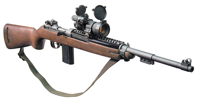 m1 carbine scope mount