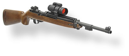 .30 M1 Carbine with Aimpoint CompC