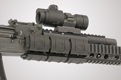 Forend Rail Covers